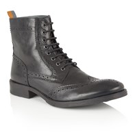 Frank Wright Cypress Mens Boots Black