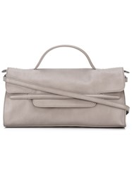 Zanellato Medium 'Nina' Tote Nude And Neutrals