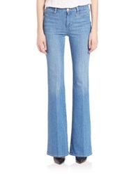 M.I.H Jeans Marrakesh Flared Jeans Navo Blue