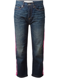 Marc By Marc Jacobs 'Benji' Jeans Blue