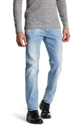 Diesel Belther Slim Fit Light Wash Jean White