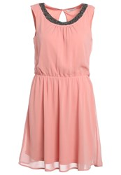 Only Onldonna Cocktail Dress Party Dress Blush Rose