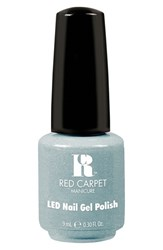 Red Carpet Manicure 'Power Of The Gem' Gel Polish Aquamarine