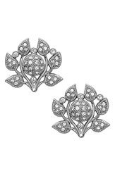 Nina Women's 'Camilia' Crystal Stud Earrings