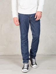 Commune De Paris Blue Gn.Denim Pants