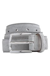 Bugatchi Men's Suede Belt