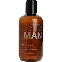 Vitaman Men's Face And Body Cleanser No Color