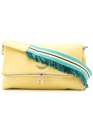 Zadig And Voltaire Rocky Bahia Bag Yellow