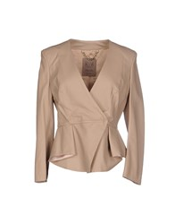 Betty Blue Suits And Jackets Blazers Women Sand