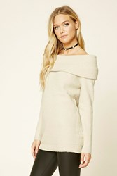 Forever 21 Contemporary Longline Sweater