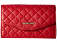 Love Moschino Evening Bag Red