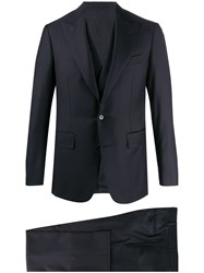 Canali Single Breasted Formal Suit 60