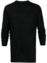 Rick Owens Knitted Long Sleeve Top 60