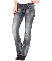 Rock And Roll Cowgirl Low Rise Bootcut In Medium Vintage W0 4483 Medium Vintage Women's Jeans Blue