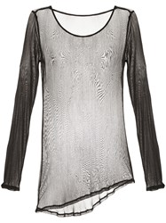 Taylor Camber Tunic Black