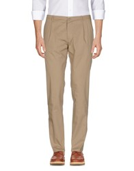 Obvious Basic Casual Pants Sand