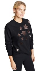 Ultracor Star Sweatshirt Nero Taupe