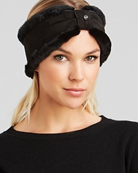Ugg Australia Carter Headband Black
