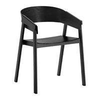 Muuto Cover Chair Black