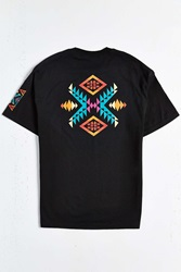 Pendleton Diamond River Tee Black