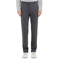 Atm Anthony Thomas Melillo Men's Ponte Trousers Grey Dark Grey Grey Dark Grey