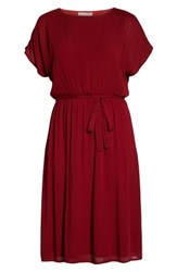 Charles Henry Dolman Midi Dress