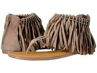 Not Rated Solene Taupe Women's Sandals