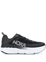 Hoka One One Striped Sneakers 60