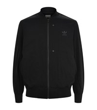 Adidas Originals Deluxe Knit Bomber Jacket Male Black