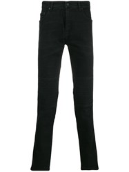 Kenzo Slim Fitted Jeans Black