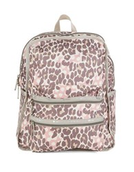 Le Sport Sac Functional Backpack Animal Dots Pastel
