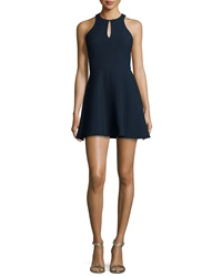 Elizabeth And James Scout Fit And Flare Dress French Navy