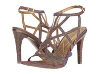 Kenneth Cole Reaction Smash Ing Gold Multi Women's Shoes