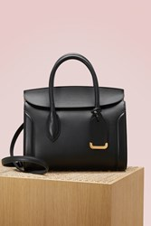 Alexander Mcqueen Heroine 30 Leather Tote Bag
