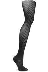 Wolford Rhoda 40 Denier Tights Black
