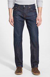 Men's True Religion Brand Jeans 'Ricky' Relaxed Fit Jeans Wanted Man