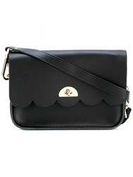 The Cambridge Satchel Company Small Cloud Crossbody Bag Black
