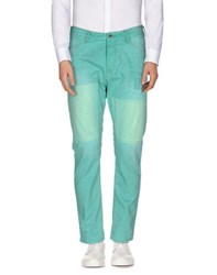 Scotch And Soda Trousers Casual Trousers Men Light Green