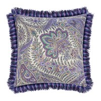 Etro Colombara Tassel Edged Cushion 45X45cm Blue