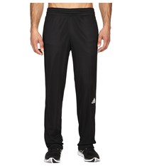 Adidas Double Up Pants Black White Men's Workout