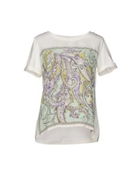 Piazza Sempione T Shirts Light Green