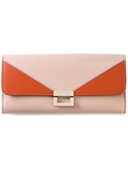 Tod's Flap Closure Wallet