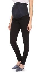James Jeans Twiggy Maternity Skinny Jeans Black Clean Ii