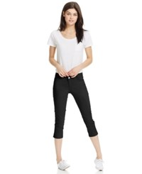 Celebrity Pink Jeans Celebrity Pink Juniors' Smart Program Bermuda Shorts Black