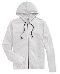 American Rag Men's Lightweight Full Zip Hoodie Only At Macy's Fresh Mist