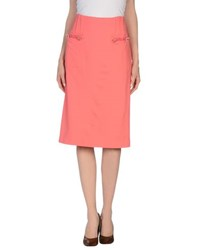Vdp Collection Skirts 3 4 Length Skirts Women