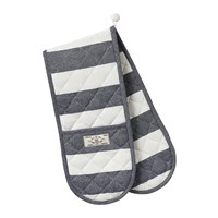 Joules Galley Grade Oven Gloves French Navy Stripe