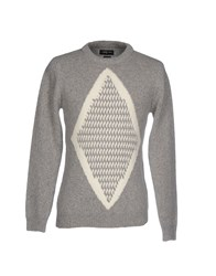 Commune De Paris 1871 Sweaters Grey
