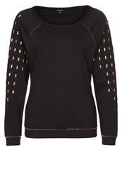 Morgan Tolary Long Sleeved Top Black