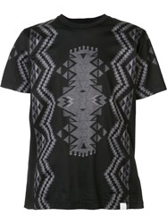 White Mountaineering 'Inersia' T Shirt Black